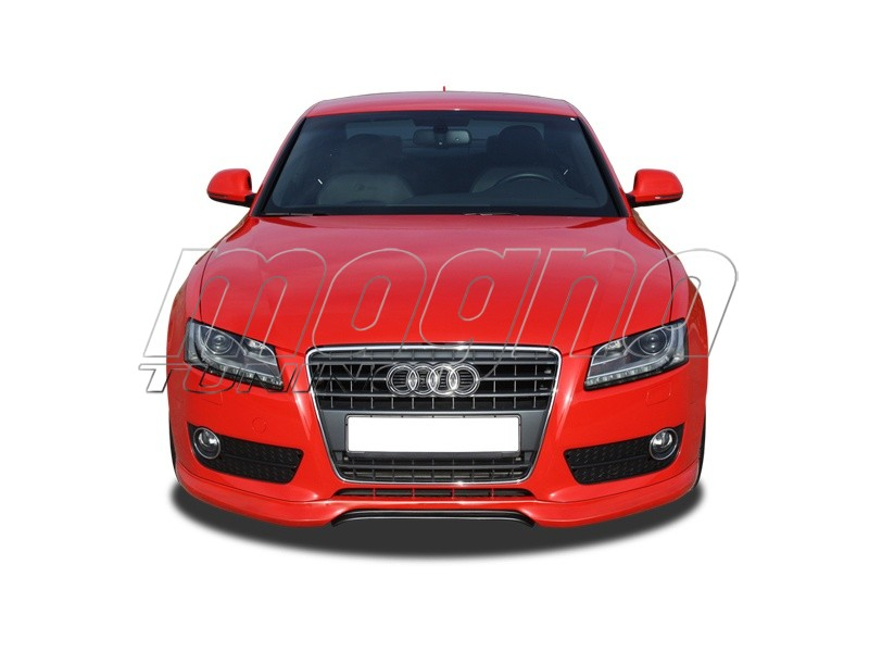 Audi A5 8T RX Front Bumper Extension
