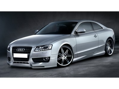 Audi A5 8T Speed Front Bumper Extension