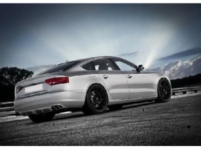 Audi A5 8T Sportback Enos Rear Bumper Extension