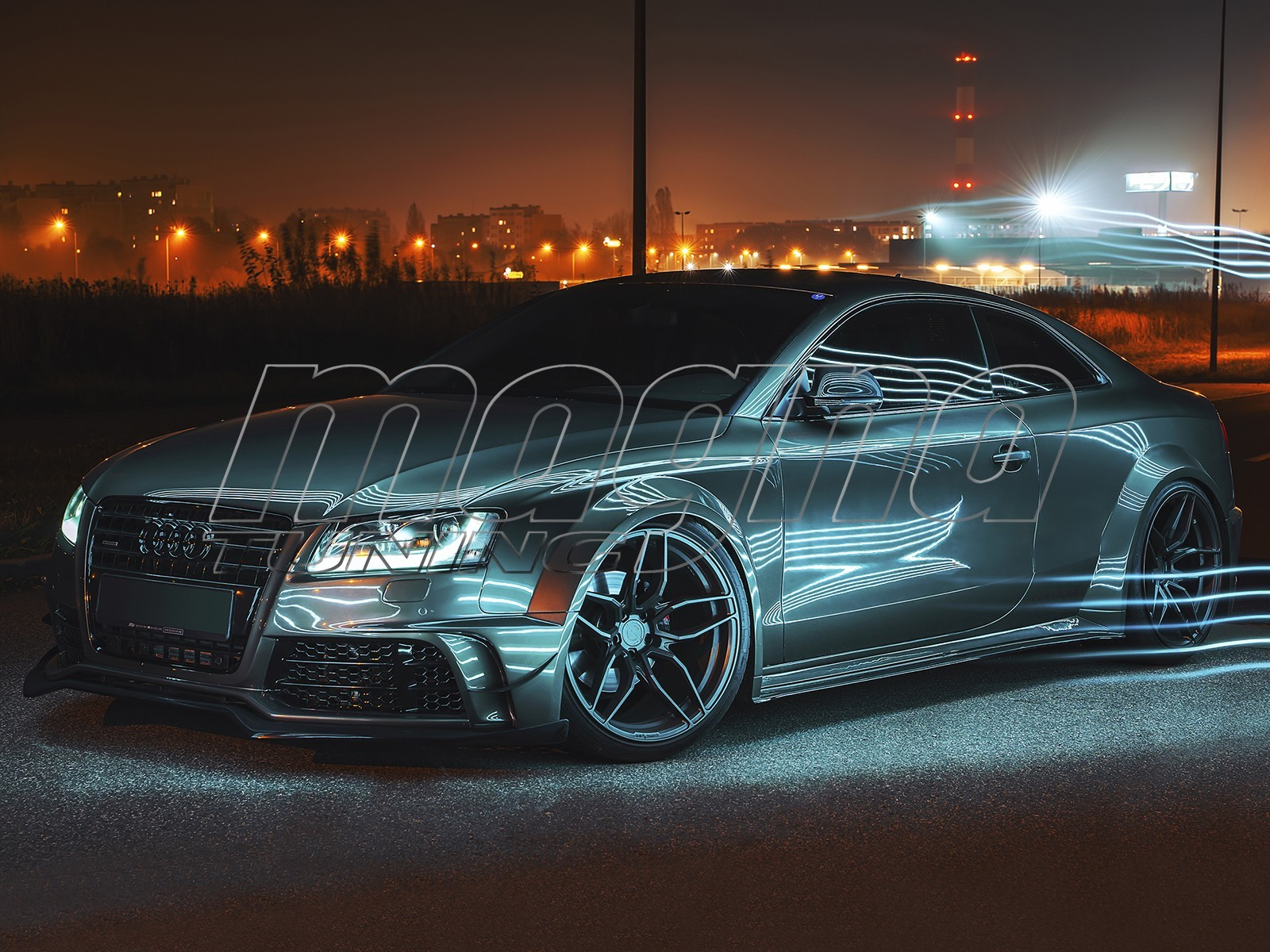 Audi A5 8T Strider Wide Body Kit