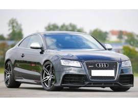 Audi A5 8T Vortex-C Seitenschwellern