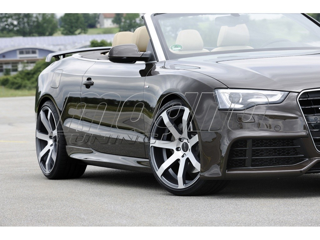 Audi A5 8T Vortex-C Side Skirts