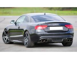 Audi A5 8T Vortex Heckansatz