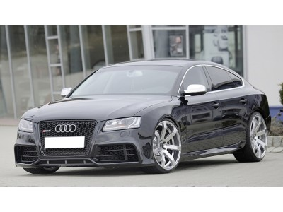 Audi A5 8T Vortex Side Skirts