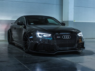 Audi A5 8T Wide Body Kit Storm