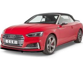Audi A5 F5 CX Front Bumper Extension