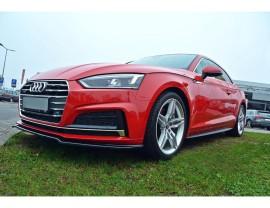 Audi A5 F5 MX Front Bumper Extension