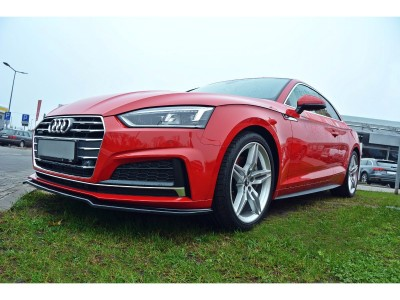 Audi A5 F5 MX Front Bumper Extension