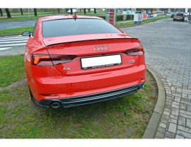 Audi A5 F5 MX Rear Bumper Extension