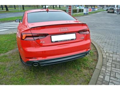 Audi A5 F5 MX Rear Bumper Extension