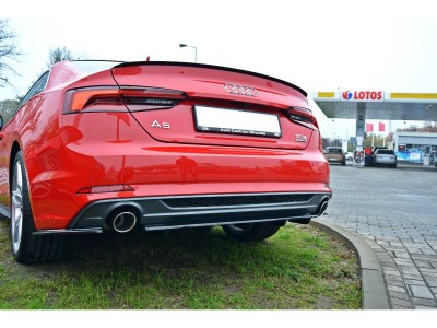 Audi A5 F5 MX Rear Wing Extension