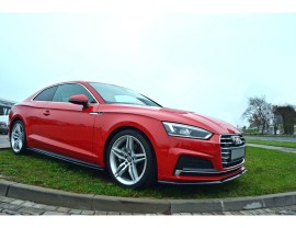 Audi A5 F5 MX Side Skirt Extensions