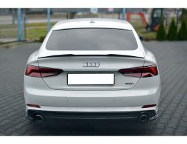Audi A5 F5 MX2 Rear Wing Extension