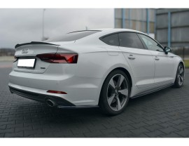 Audi A5 F5 MX2 Side Skirt Extensions