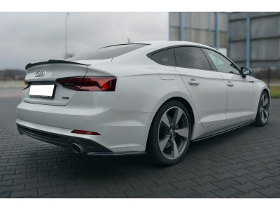 Audi A5 F5 MX2 Side Skirts