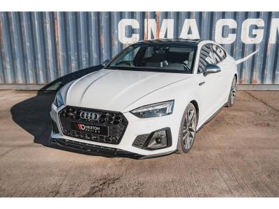Audi A5 F5 Master Front Bumper Extension