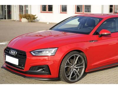 Audi A5 F5 Razor Front Bumper Extension