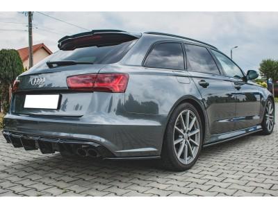 Audi A6 / S6 C7 / 4G Facelift Monor Heckflugelaufsatz