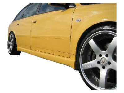 Audi A6 4B Facelift RS6-Look Side Skirts