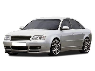 Audi A6 4B Facelift RX Front Bumper Extension