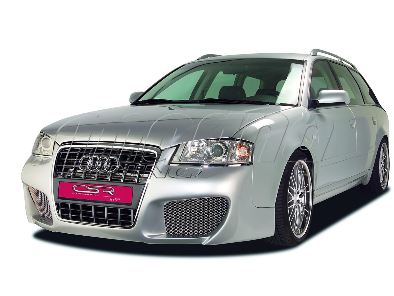Audi A6 4B Facelift SF-Line Frontstossstange