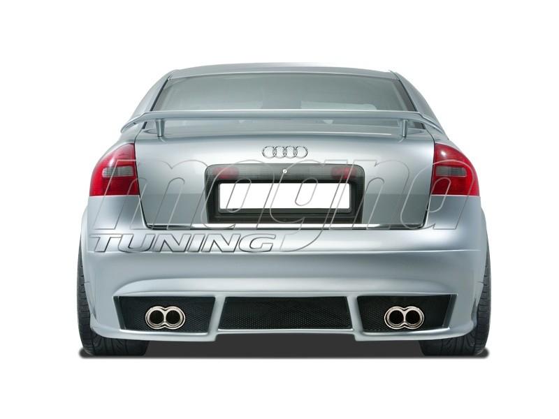 Audi A6 4B Limousine RX Heckansatz