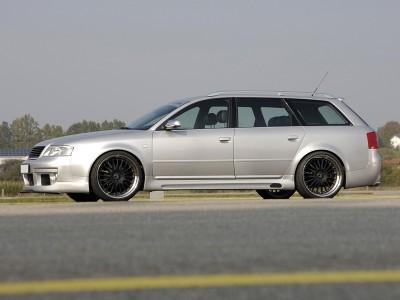 Audi A6 4B Praguri S6-Style