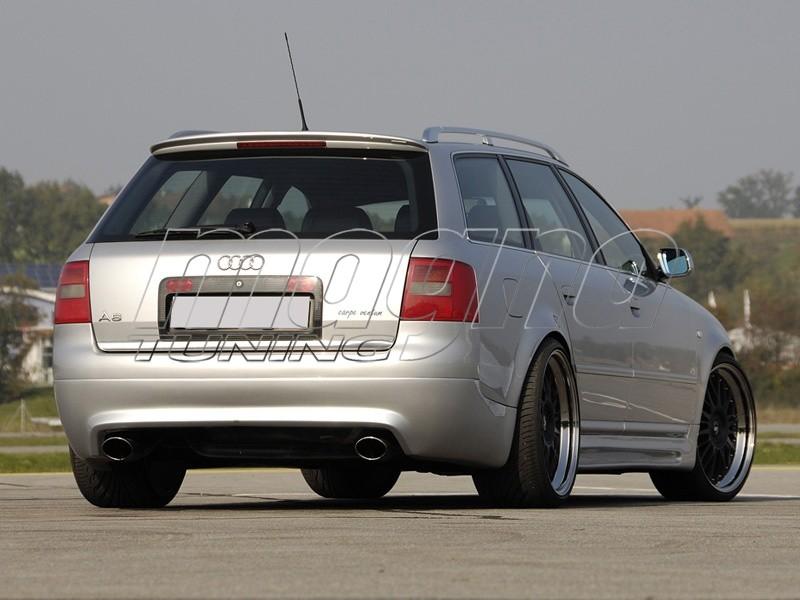 Audi A6 4B S6-Style Heckansatz