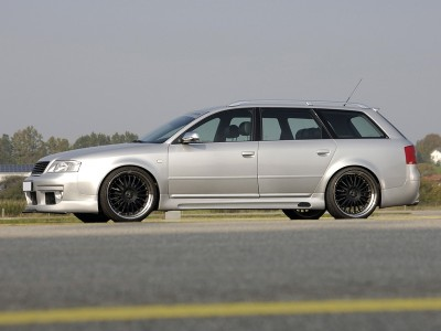 Audi A6 4B S6-Style Side Skirts