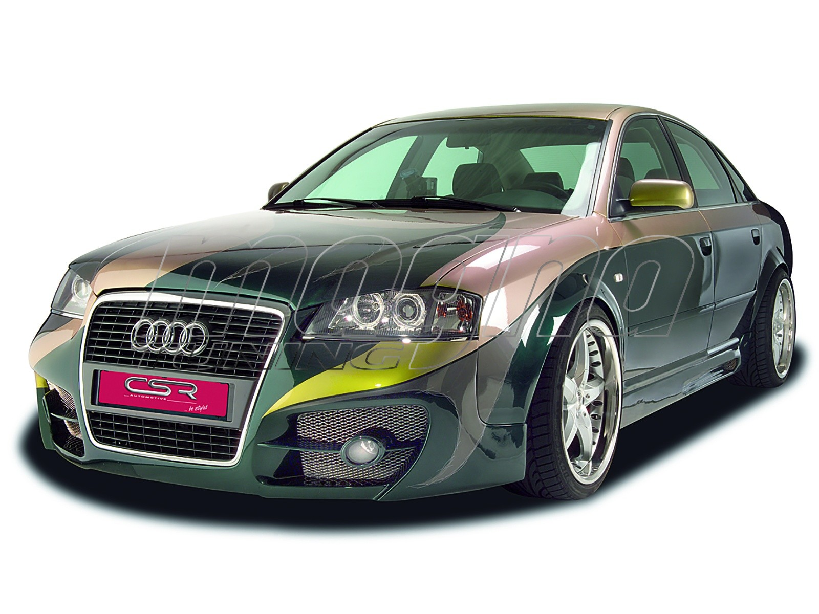 audi a6 4b sf line body kit. Black Bedroom Furniture Sets. Home Design Ideas