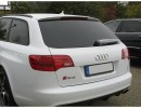 Audi A6 C6 / 4F Avant RS6-Look Rear Wing