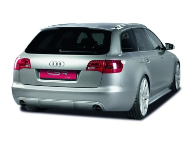Audi A6 C6 / 4F Avant SFX-Line Rear Bumper Extension
