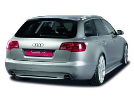 Audi A6 C6 / 4F Avant XL-Line Heckansatz