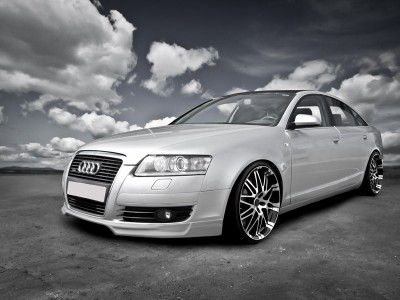 Audi A6 C6 / 4F Enos Frontansatz