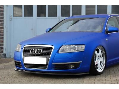Audi A6 C6 / 4F Extensie Bara Fata Intenso