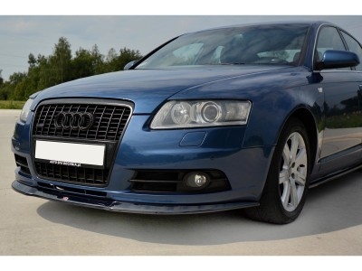 Audi A6 C6 / 4F Extensie Bara Fata Master