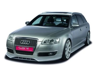 Audi A6 C6 / 4F Extensie Bara Fata SFX-Line