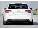 Audi A6 C6 / 4F Facelift Avant Recto Rear Bumper Extension