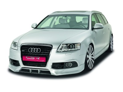 Audi A6 C6 / 4F Facelift CX Front Bumper Extension