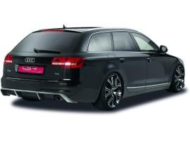Audi A6 C6 / 4F Facelift Crono Heckansatz