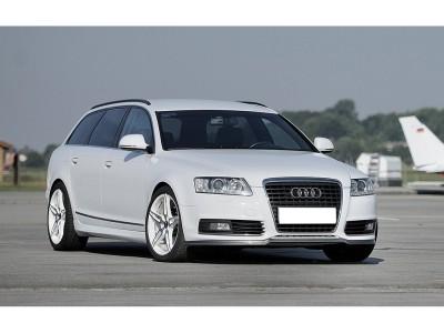 Audi A6 C6 / 4F Facelift Extensie Bara Fata Recto