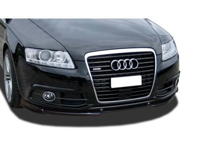 Audi A6 C6 / 4F Facelift Extensie Bara Fata Vortex