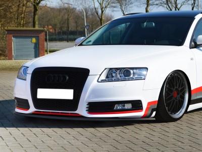 Audi A6 C6 / 4F Facelift Iris Frontansatz