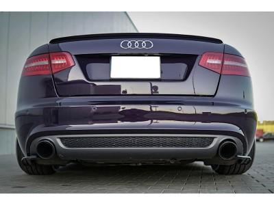 Audi A6 C6 / 4F Facelift MX Rear Bumper Extensions