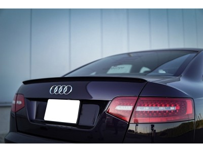 Audi A6 C6 / 4F Facelift MX Rear Wing Extension