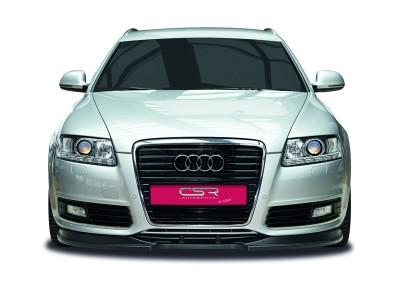 Audi A6 C6 / 4F Facelift NewLine Front Bumper Extension