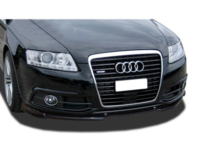 Audi A6 C6 / 4F Facelift Vortex Front Bumper Extension