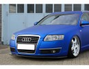 Audi A6 C6 / 4F Intenso Front Bumper Extension
