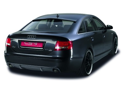 Audi A6 C6 / 4F Limousine SFX-Line Rear Bumper Extension