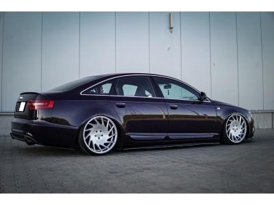 Audi A6 C6 / 4F MX Kuszob Toldatok